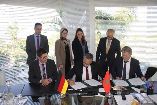L'ONEE reçoit un don de 3 millions d'euros de la KFW