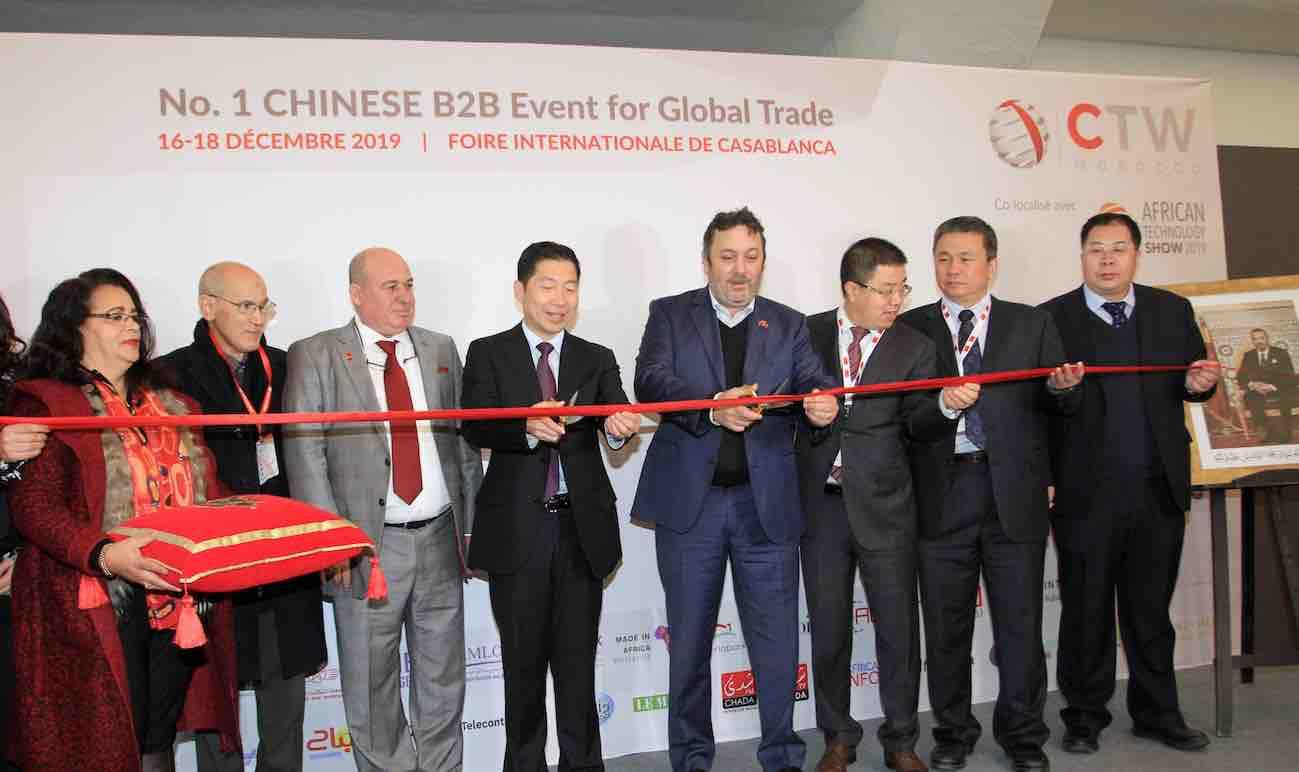 "Plus de 150 exposants chinois au ""China Trade Week"" Morocco"