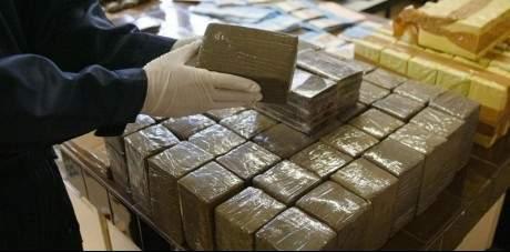 Lutte contre la drogue: Près de 180 tonnes de haschich saisies en 2019