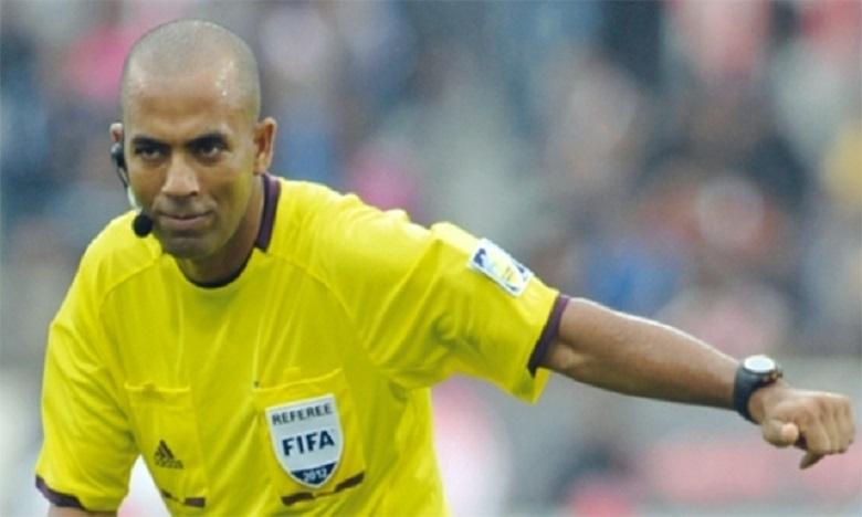 L'arbitre marocain Hicham Tiazi suspendu à vie