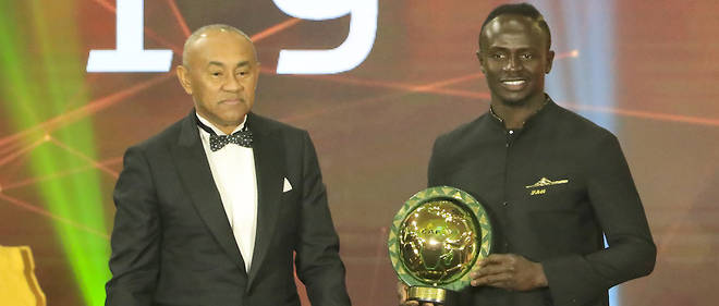 Le Sénégalais Sadio Mané sacré Ballon d'or africain