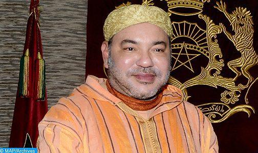 Le Roi prime les majors du Programme national de lutte contre l'analphabétisme dans les mosquées