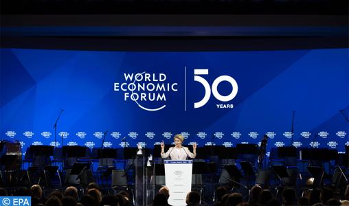 Un Davos sur fond d'inquiétude sur le climat