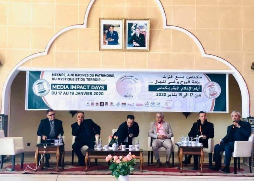 Onze unités touristiques en cours de réalisation à Meknès