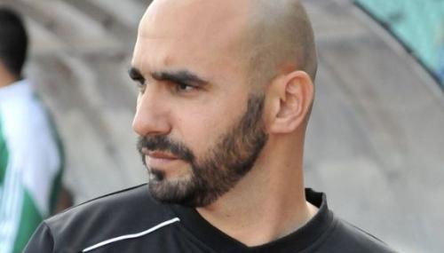 Walid Regragui quitte son poste d'entraîneur du FUS