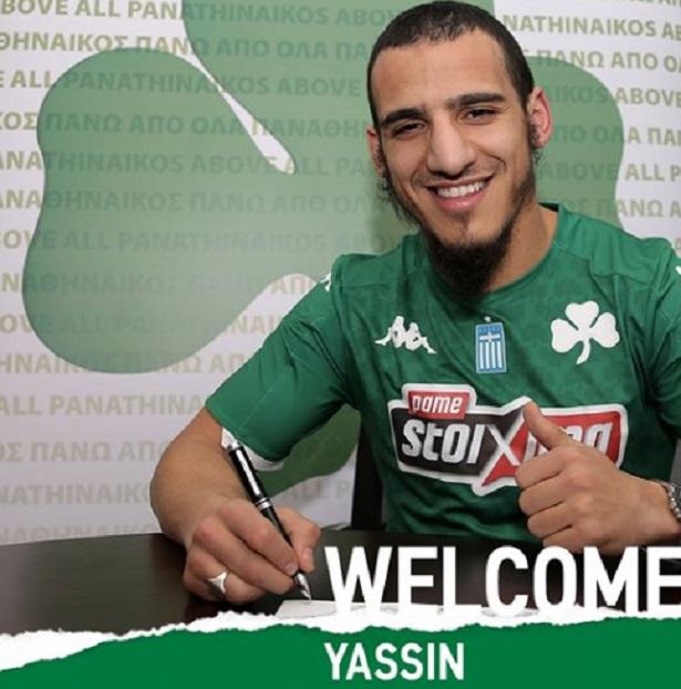Foot : Le Marocain Yassin Ayoub signe au Panathinaïkos pour trois ans et demi