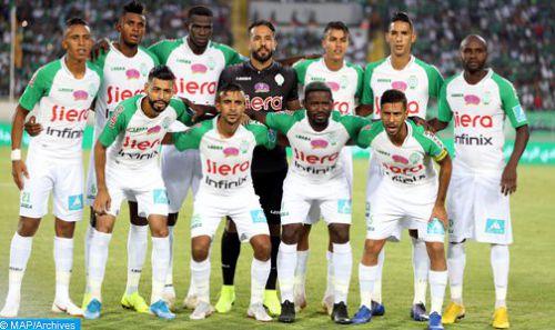 Ligue des champions d'Afrique: Le Raja Casablanca décroche son billet pour les quarts de finale