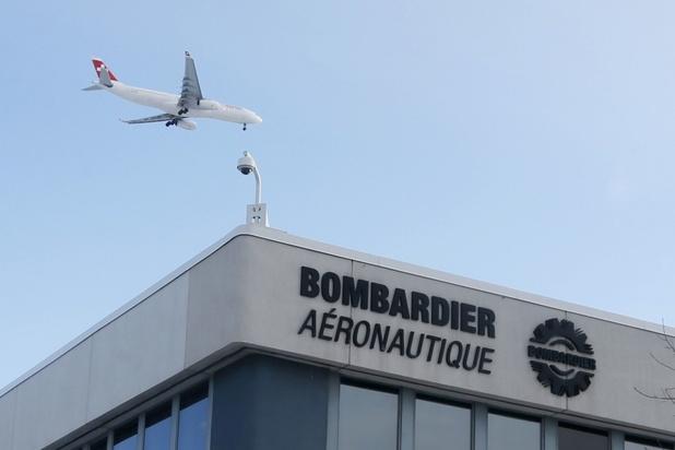 Bombardier cède sa participation dans Airbus Canada
