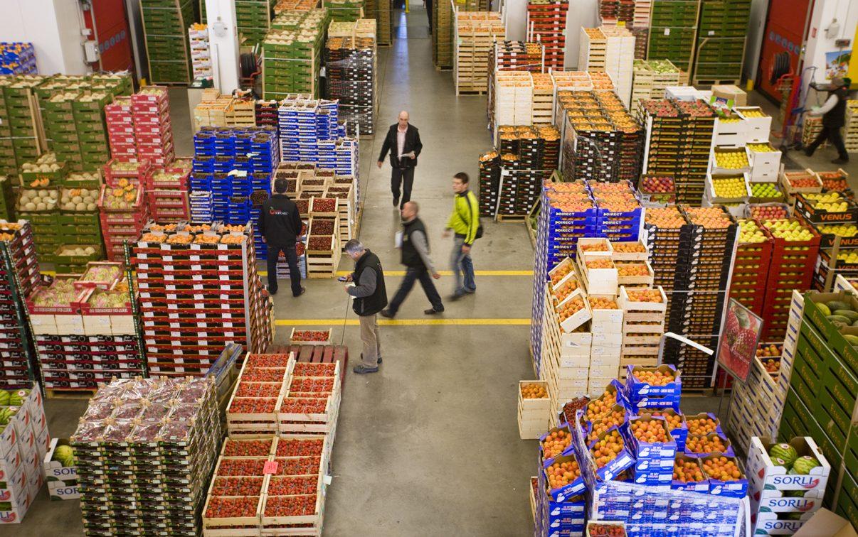 Approvisionnement du marché: 162 tonnes de produits détruits
