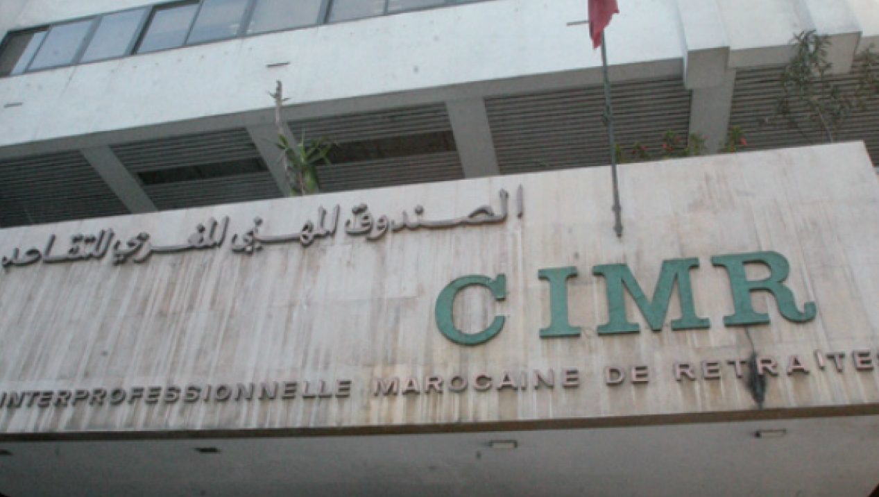 La CIMR paie par anticipation les pensions du mois d'avril
