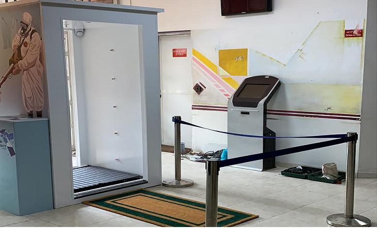 Coronavirus Maroc : Les cabines de désinfection des personnes interdites