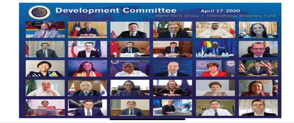 Coronavirus: Benchaâboun participe aux réunions du FMI et de la Banque mondiale