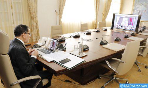 Lutte contre le coronavirus: El Otmani salue la politique proactive du Maroc