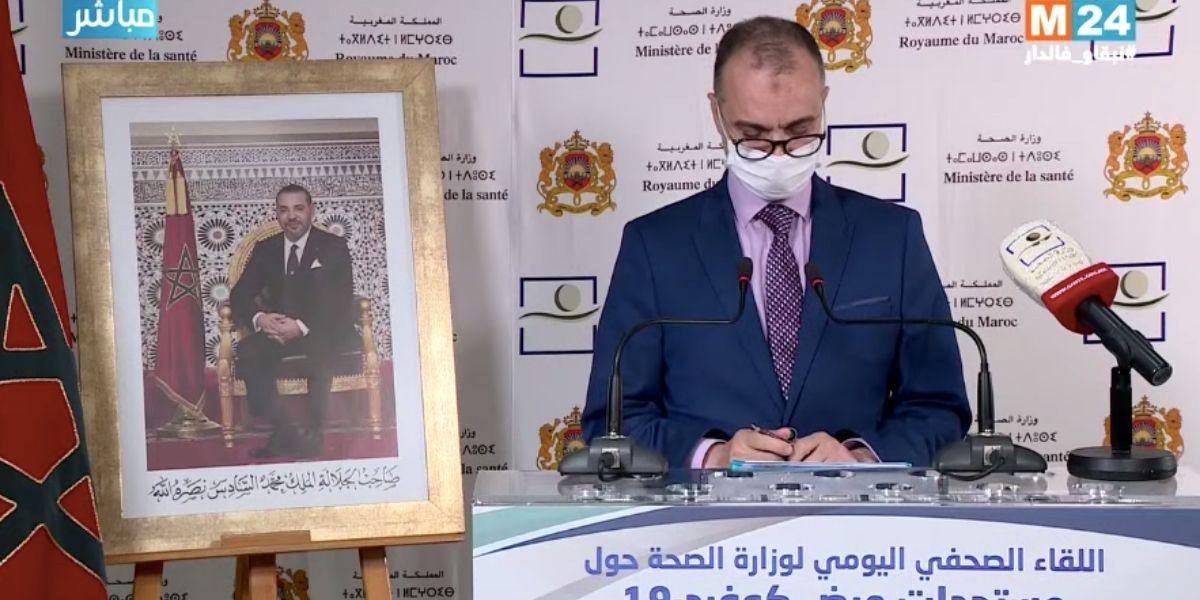 Coronavirus Maroc : 102 nouveaux cas et 2 décès de plus en 24H