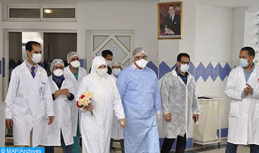 Coronavirus: 5.000 cas au Maroc, 177 décès et 1.565 guérisons au total
