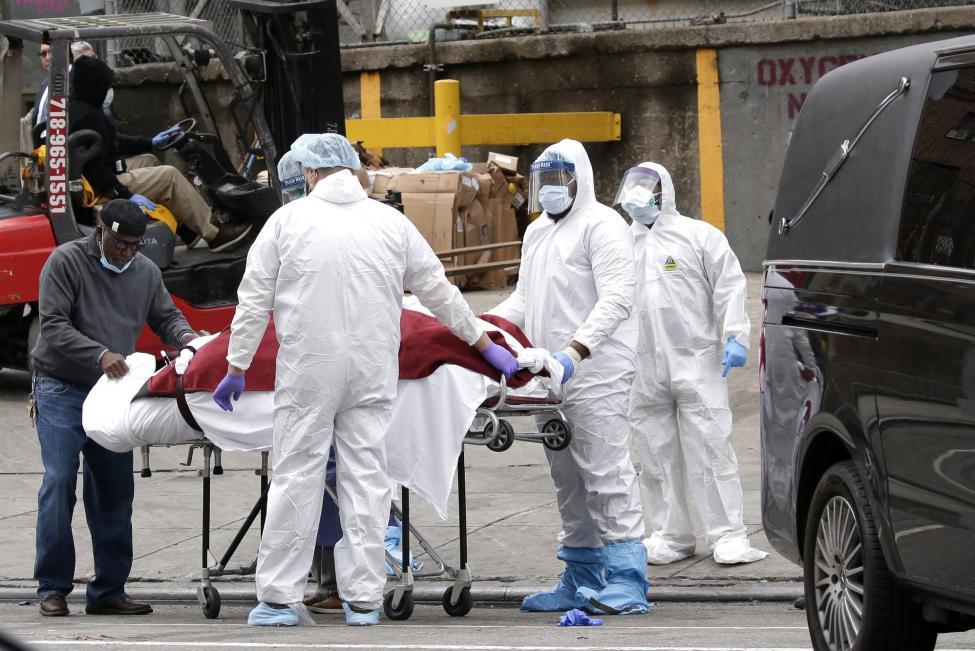 Coronavirus: 1.322.000 cas et plus de 78.600 décès aux USA
