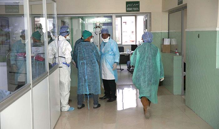 CoronavirusMaroc : Inquiétude après la hausse de l'épisode épidémiologique