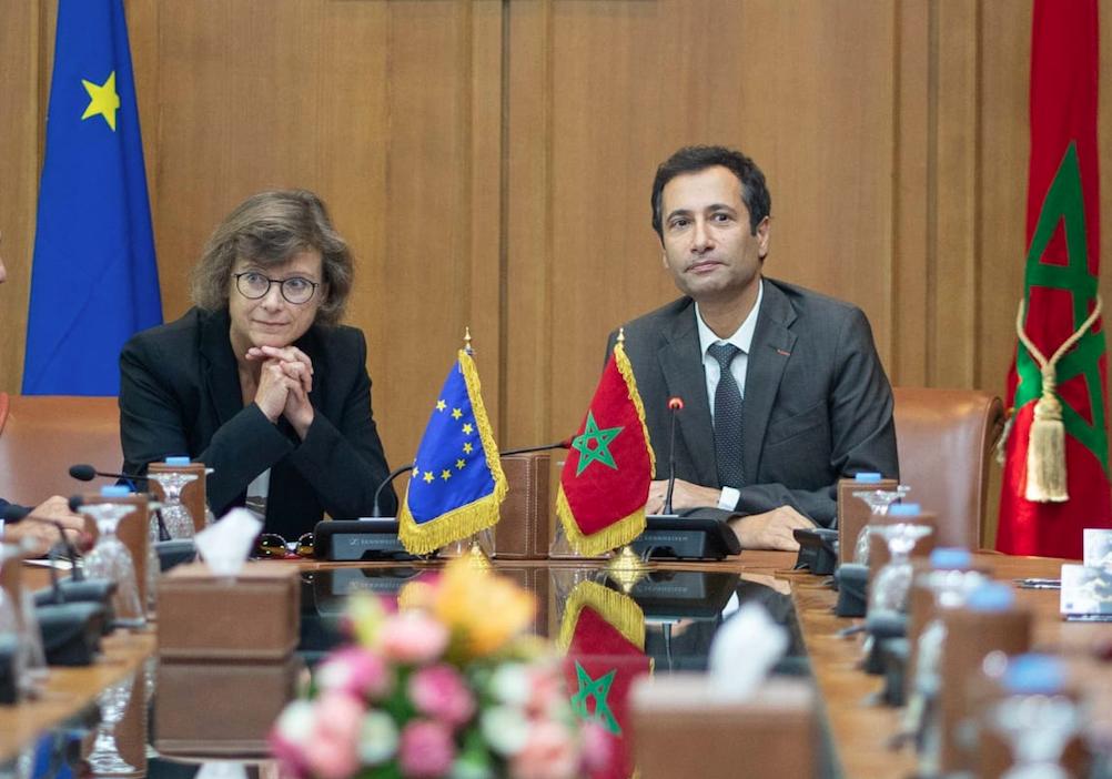 Lutte contre la Covid-19: L'UE appuie les efforts du Maroc