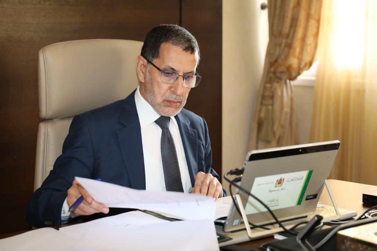Déconfinement: El Otmani entame le dialogue avec les associations professionnelles