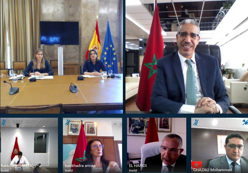Le Maroc et l'Espagne peaufinent leur coopération énergétique