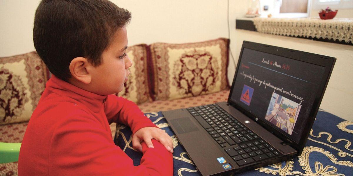 Enseignement à distance : La plateforme TelmidTICE opérationnelle grâce au soutien de Maroc Telecom