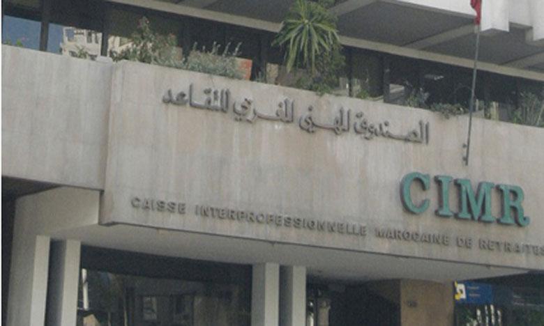 La CIMR augmente ses provisions techniques de 11%
