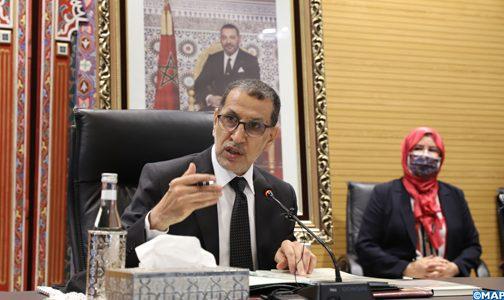 Groupe Al Omrane : El Otmani demande l'élaboration d'une nouvelle approche