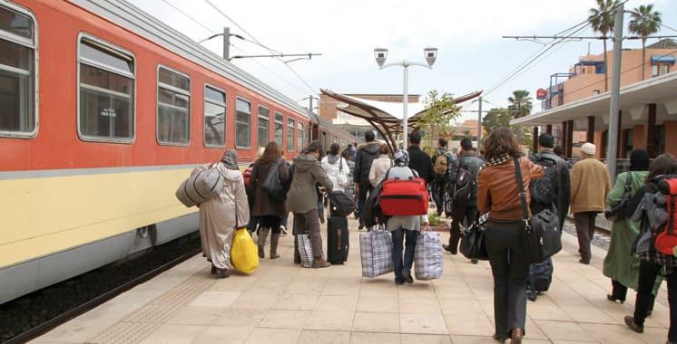 ONCF/Covid-19: Une autorisation spéciale exigée pour les voyageurs de la zone 2