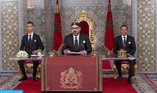 Le Roi fait des annonces fortes: 120 Mds de DH à injecter dans l'économie