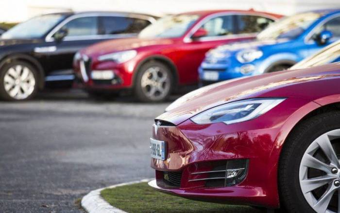 Marché automobile : Les ventes reprennent timidement