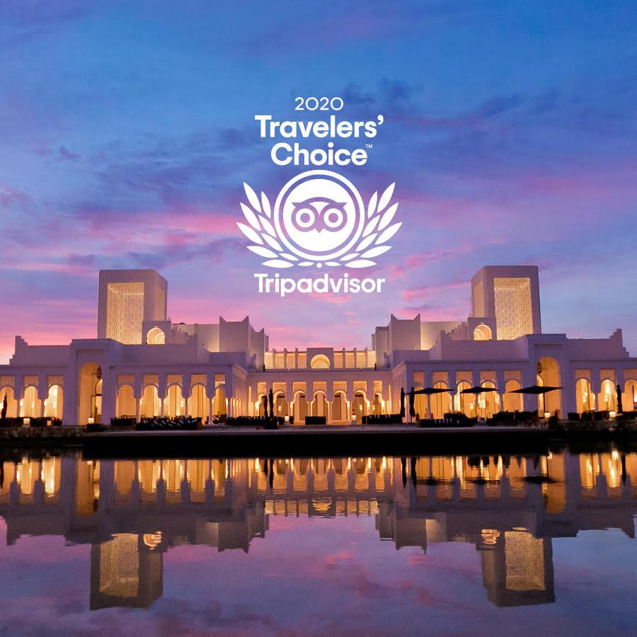 "Le Banyan Tree Tamouda Bay remporte le prix ""Travelers' Choice 2020"""
