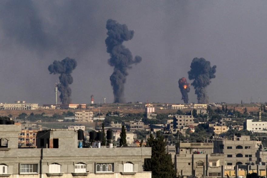 Nouveaux raids israéliens sur la Bande de Gaza