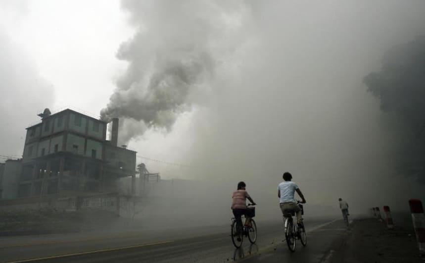Pollution atmosphérique : Neuf personnes sur dix dans le monde respirent un air pollué
