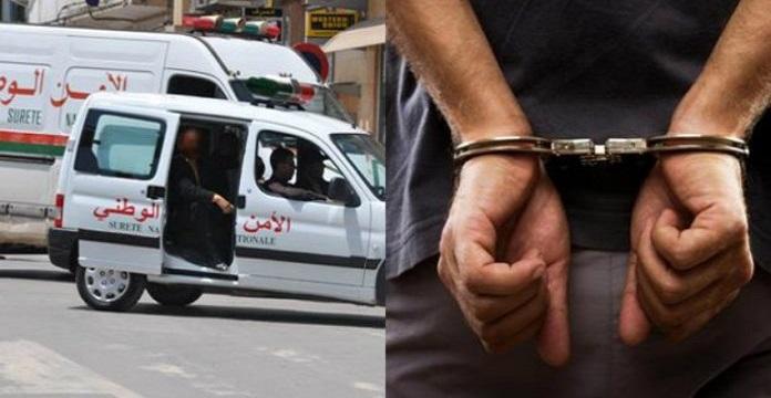 Meknès : Arrestation de cinq personnes impliquées dans des crimes violents