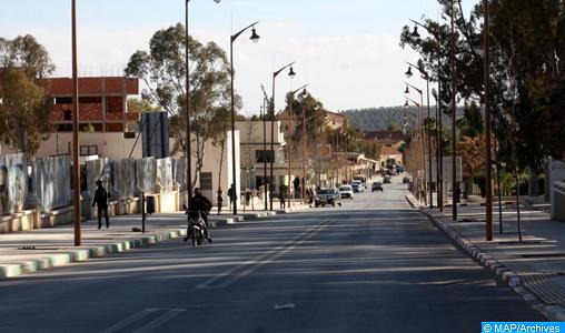 Covid-19 Maroc: Les autorités bouclent la ville de Jerada