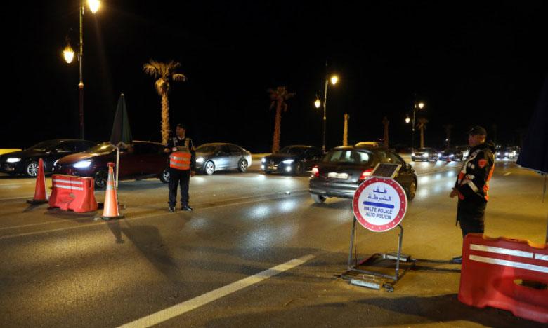 Casablanca / Province de Nouaceur : Des restrictions plus sévères