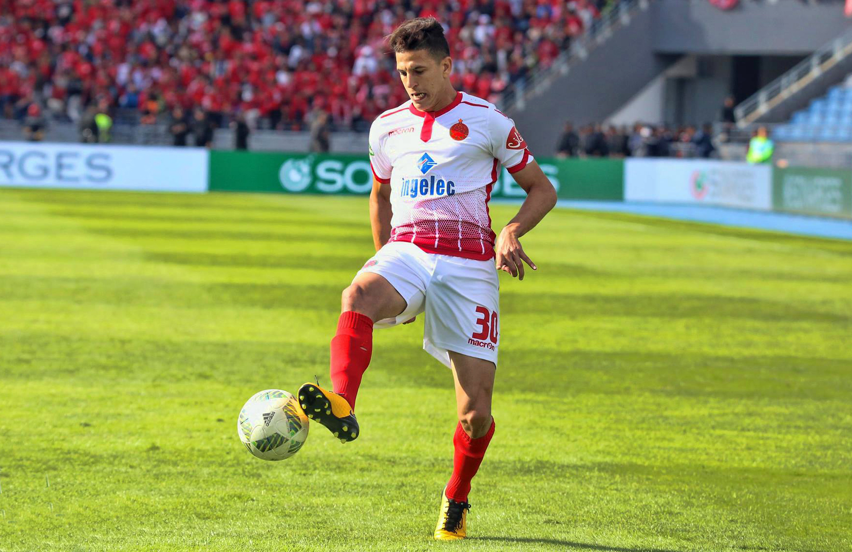 Transfert/Arabie Saoudite : Le Marocain Mohamed Nahiri s'engage pour 2 saisons à Al Ain