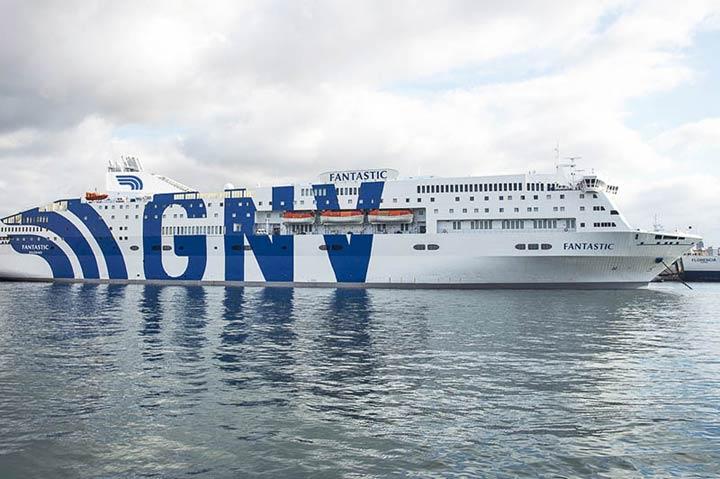 Coronavirus :Un ferry provenant du Maroc bloqué au port de Sète