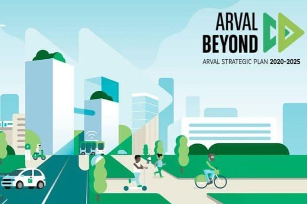 Arval dévoile son nouveau plan stratégique international 2020-2025
