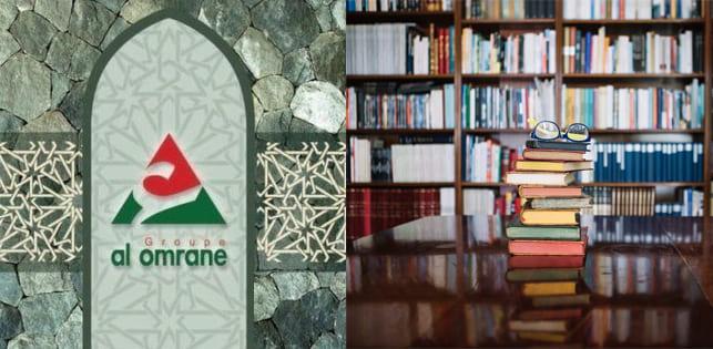La Fondation Al Omrane dote l'école publique Sidi Abdellah d'une bibliothèque entièrement équipée