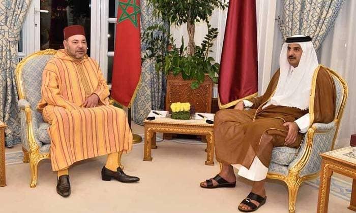 Guergarate : L'Emir du Qatar salue les décisions prises par le Roi pour rétablir la situation