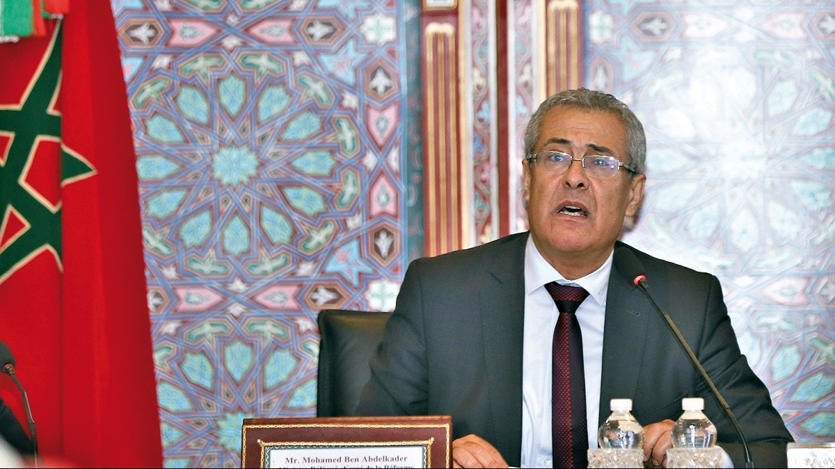 Mohamed Ben Abdelkader : Plus de 10.000 audiences à distance depuis le 27 avril