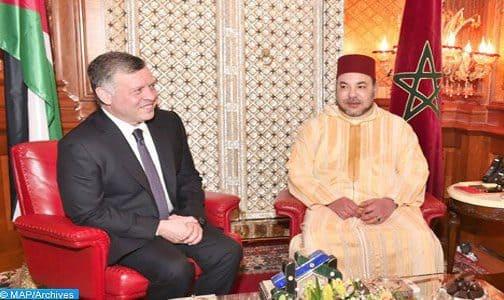 La Jordanie va ouvrir un consulat général à Laâyoune