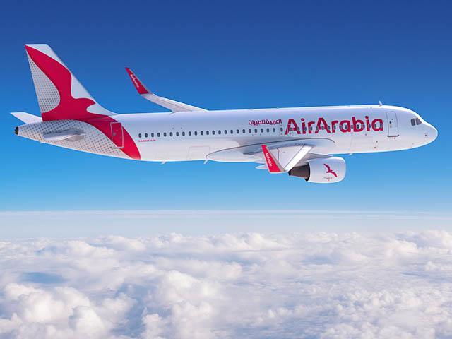 Air Arabia Maroc lance la liaison Casablanca-Malaga