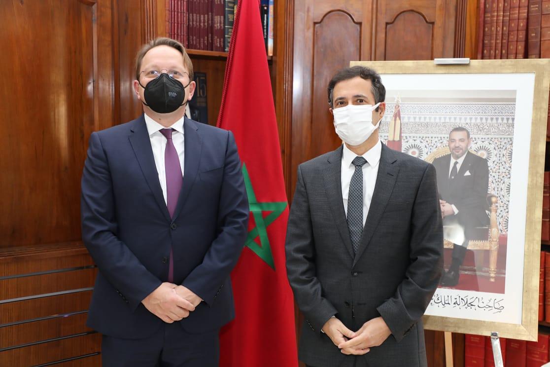 Maroc-UE: le plan de relance du Royaume au centre des discussions entre Benchaâboun et Varhelyi