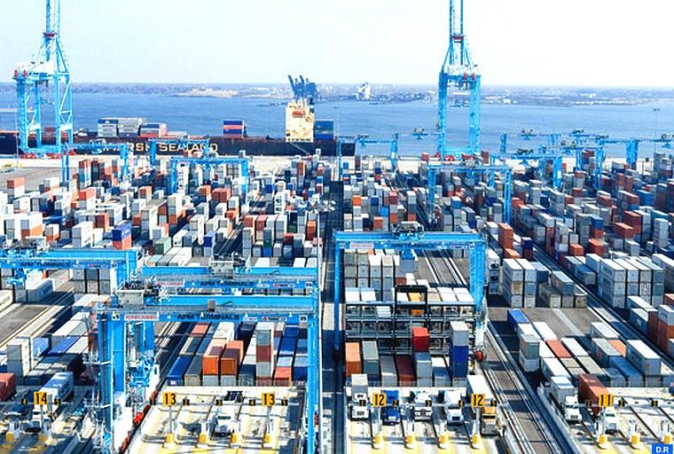 Maroc: Le déficit commercial s'allège à fin octobre