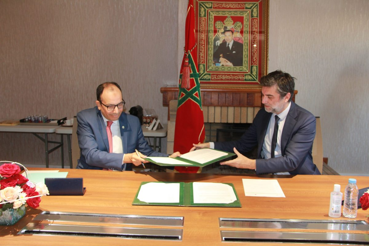 Conseil régional des notaires de Rabat : Partenariat stratégique avec LexisNexis