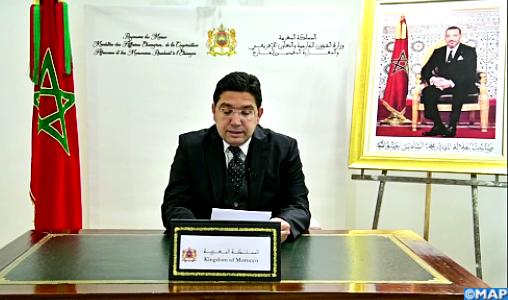 ONU : Le Maroc appelle à faire preuve de solidarité dans l'accompagnement des stratégies de relance post-Covid
