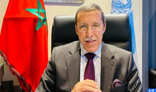 """ONU : Le Maroc et l'UE lancent le """"Groupe des Amis contre la violence à l'égard des femmes"""""""