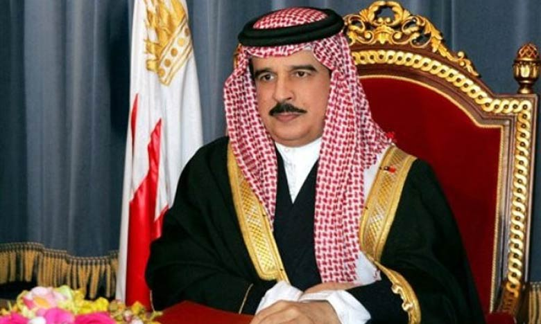 Le Roi de Bahreïn promulgue le décret qui permettra la création du consulat général du Bahreïn à Laâyoune